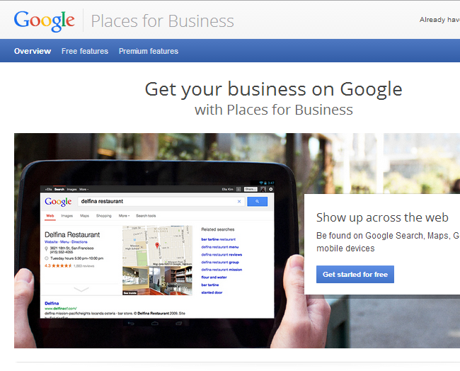 Why is Google Places For Business Important